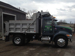 Ethan Poulin Landscaping - Equipment